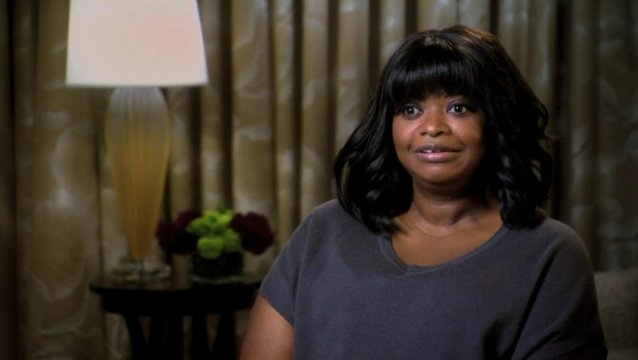 Octavia Spencer - Tante Honey -  über Tate Taylor - OV-Interview Poster