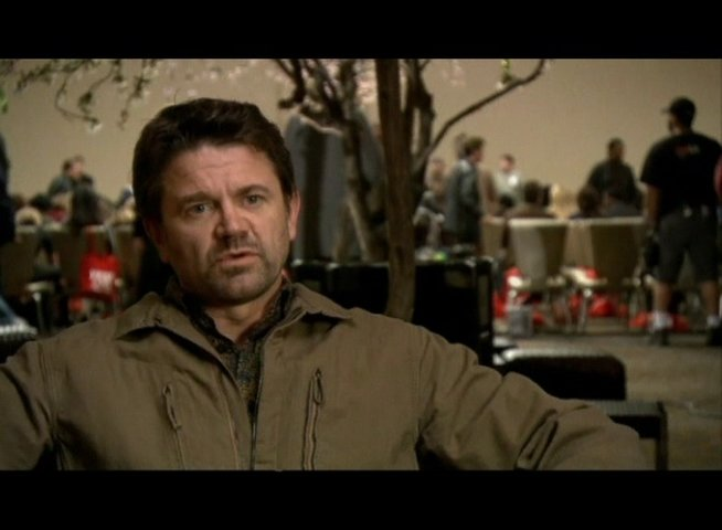 Interview mit John Michael Higgins (Nick) - OV-Interview Poster