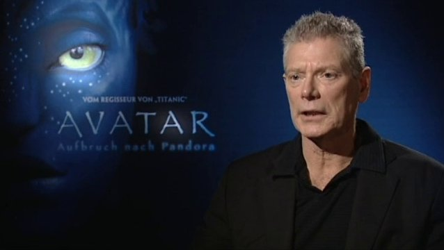 Interview mit Stephen Lang - OV-Interview Poster