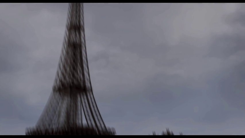 Un monstre à Paris - Trailer Poster