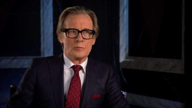Bill Nighy über die Story - OV-Interview Poster