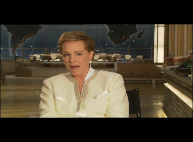 Julie Andrews über ihre Rolle - OV-Interview Poster