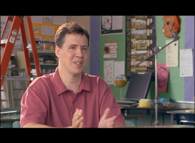 Jeff Kinney - Autor - über Greg - OV-Interview Poster