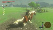 Zelda Breath of the Wild - Lon Lon Ranch Location (Easter Egg)
