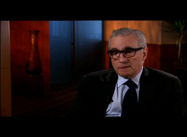 Martin Scorsese über Mark Ruffalo (Teil 1) - OV-Interview Poster