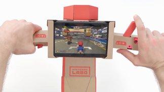 Jetzt mit Nintendo Labo kompatibel!