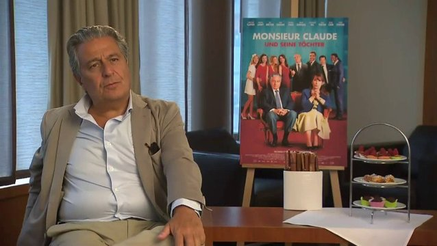 Christian Clavier (Claude Verneuil) (3) - OV-Interview Poster