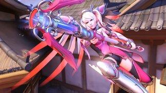 Pinker Benefizskin für Mercy