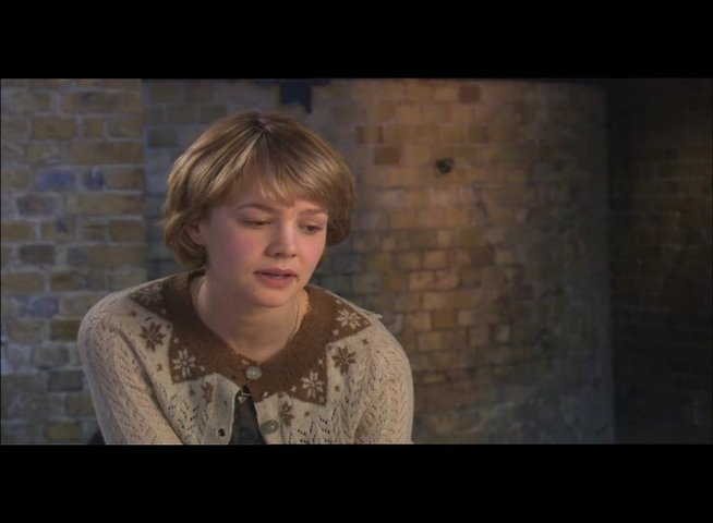 Carey Mulligan über ihre Rolle - OV-Interview Poster