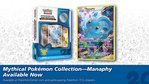 Celebrate #Pokemon20 with the Mythical Pokémon Manaphy!