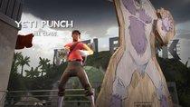 Team Fortress 2 - Der Yeti-Punch