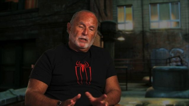 Avi Arad über die Stunts im Film - OV-Interview Poster