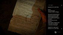 Until Dawn - 1952 - Hinweis 24 - Arztbericht