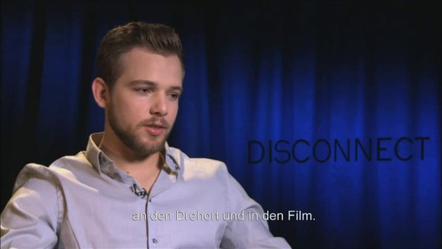 Max Thieriot - OV-Interview Poster