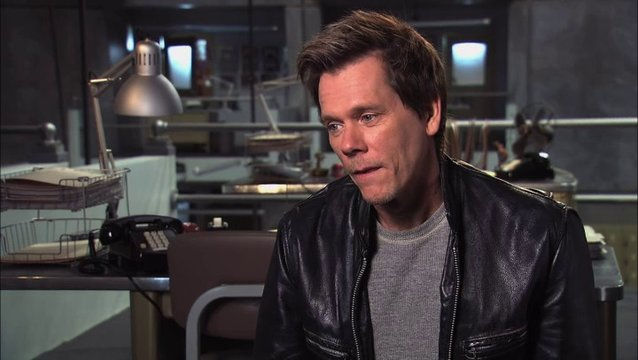 Kevin Bacon über seine Rolle - OV-Interview Poster