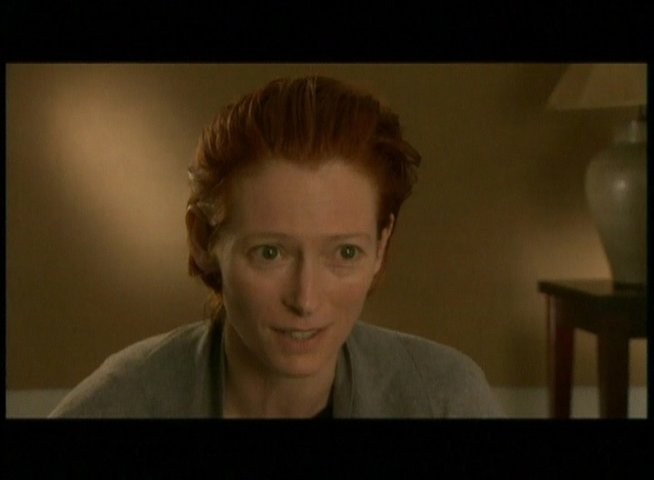 Interview mit Tilda Swinton (Katie Cox) - OV-Interview Poster
