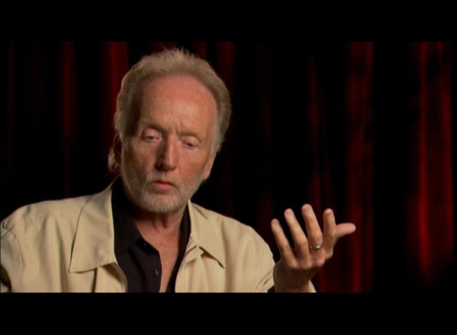 Interview mit Tobin Bell (Jigsaw) - OV-Interview Poster