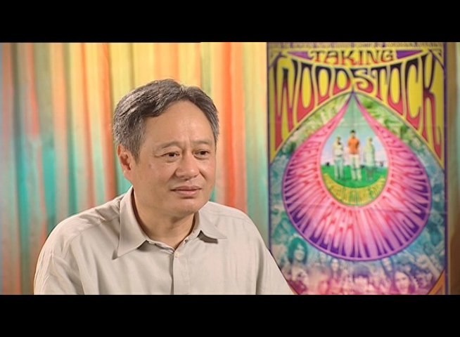 Ang Lee - Regisseur / über den Film - OV-Interview Poster