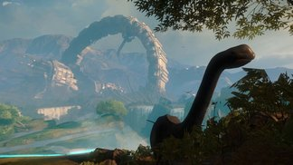 VR Demo Back to Dinosaur Island 2