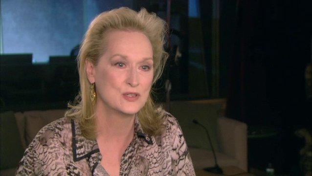 Meryl Streep Kay über Motivation - OV-Interview Poster