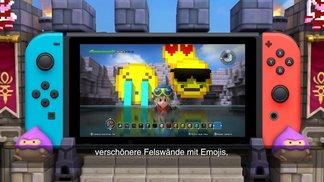 Dragon Quest Builders: Veröffentlichungstrailer - Nintendo Switch