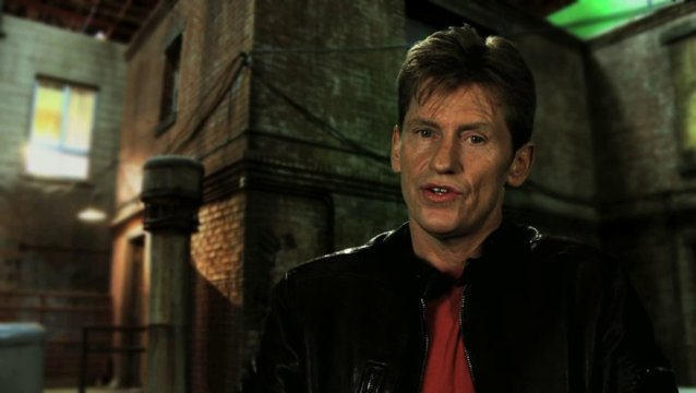 Denis Leary über Marc Webb - OV-Interview Poster