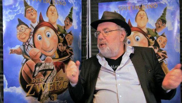Douglas Welbat über den Animationsfilm 2 - Interview Poster