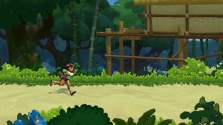 Indivisible - Mystery Anime Studio Announcement
