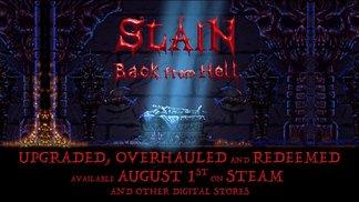 Trailerr zur PS4-Version von Slain