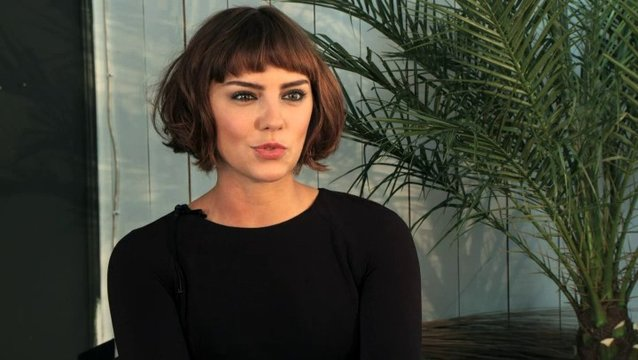 Annabel Scholey über den Inhalt des Films - OV-Interview Poster