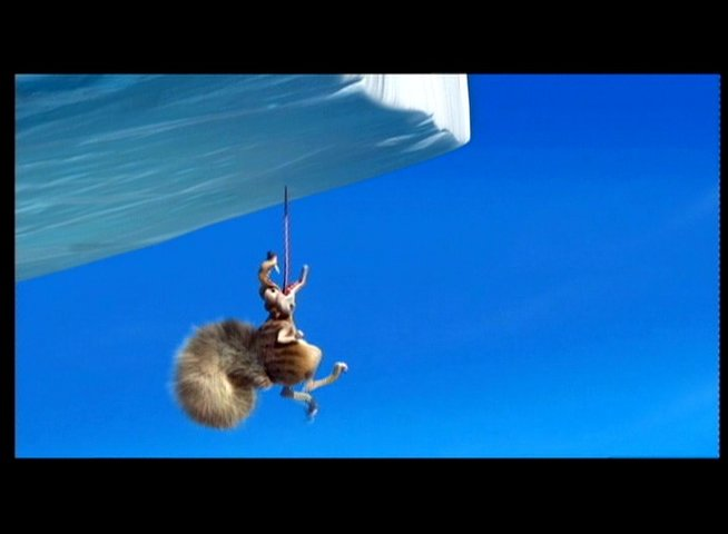 Mission Impossible Scrat - Trailer Poster