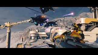 Halo 5: Guardians Warzone Firefight Trailer