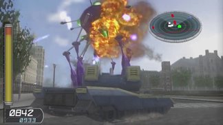 Earth Defense Force 2  Invaders From Planet Space - Launch Day