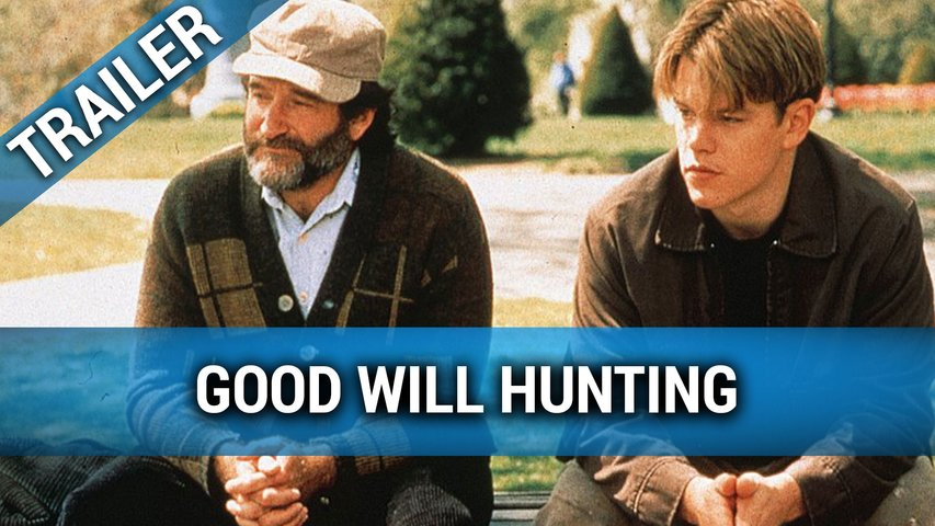 Good Will Hunting - Trailer Poster