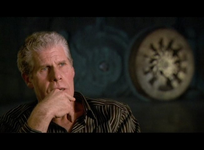 Interview mit Ron Perlman (Hellboy) - OV-Interview Poster