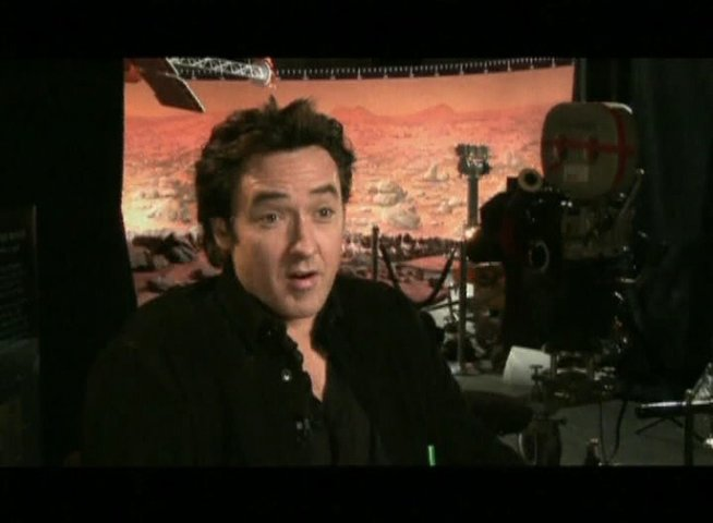 John Cusack im Interview - OV-Interview Poster