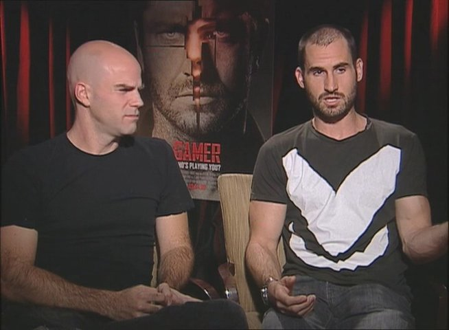 Die Regisseure Brian Taylor & Mark Neveldine über den Look des Films. - OV-Interview Poster
