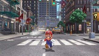 Super Mario Odyssey: Spielszenen vom 14. September 2017