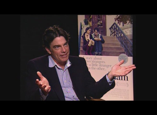 Peter Gallagher über Rose Byrne - OV-Interview Poster