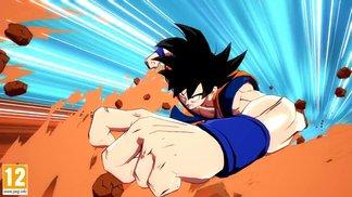 Charakter-Vorstellung Son-Goku