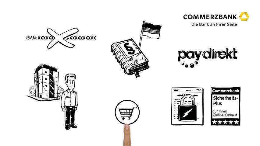 Ec Karte Sperren Commerzbank.Commerzbank Paydirekt
