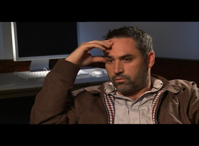 Alex Garland über die Science Fiction Elemente - OV-Interview Poster