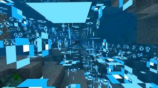 Minecraft steht unter Wasser