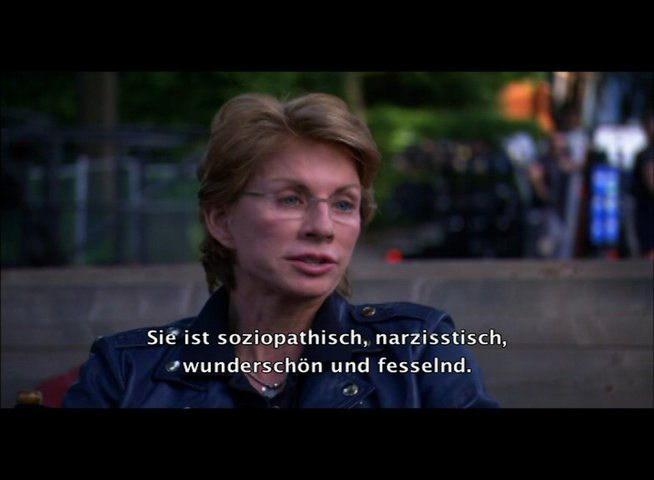 Interview mit Patricia Cornwell Poster