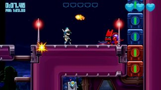 Mighty Switch Force - Hyper Drive Edition Trailer