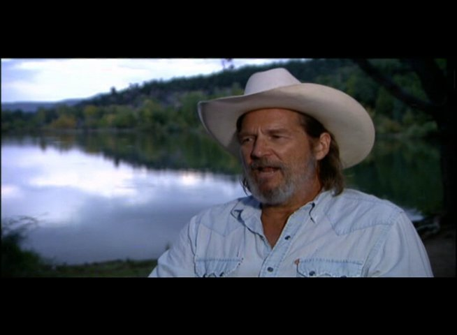 Jeff Bridges über T. Bone und Stephen Bruton - OV-Interview Poster