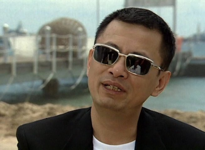 Interview mit Regisseur Wong Kar-Wai - OV-Interview Poster
