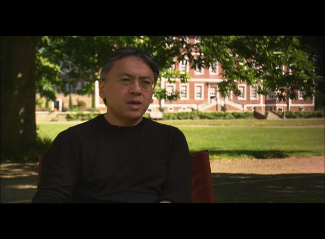 Kazuo Ishiguro über den Prozess der Adaption - OV-Interview Poster