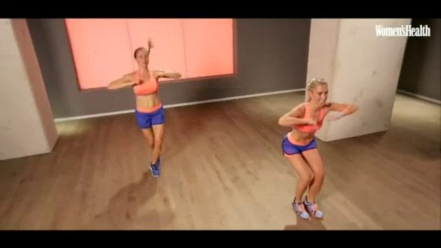 Women's Health - Das ultimative Fatburning Workout - Trailer Poster