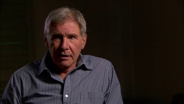 Harrison Ford - Jock Goddard - über den Film - OV-Interview Poster